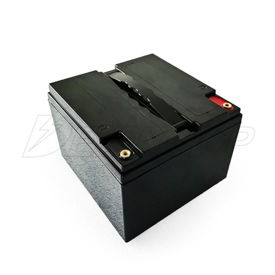 Deep Cycle EV Solar Rechargeable Battery 12V 25ah (300Wh) LiFePO4