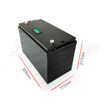 Ce MSDS Approved Deep Cycle Lithium/LiFePO4 12V 100ah Battery for RV/Solar System/Yacht/Golf Carts Storage and Car