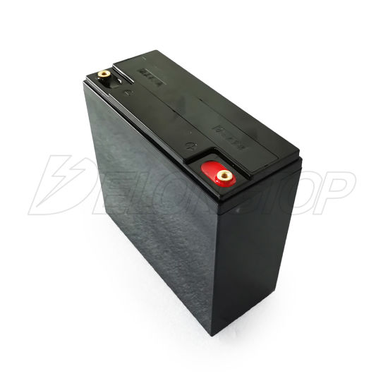 Factory Price UPS Batteries LiFePO4 12.8V 18ah Lithium Ion 12V Battery for Solar