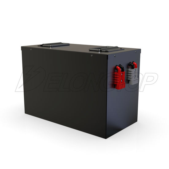 24V 100ah Lithium Ion Battery LiFePO4 Battery Pack for Solar System