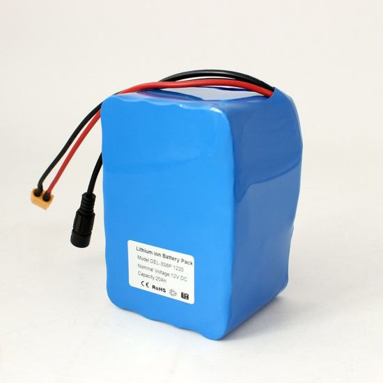 Custom Renewable Solar Battery 12V 20ah