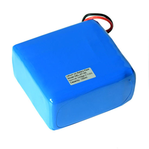 Large Lipo Battery Pack 3.7V 100ah with PCB and Wires for CCTV Camera