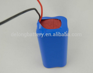 Rechargeable 7.4V 6000mh 18650 Li-ion Battery Pack