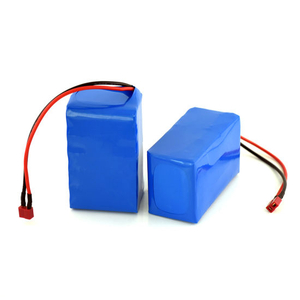 24V 6000mAh Rechargeable 18650 Lithium Battery Pack for LED Lights