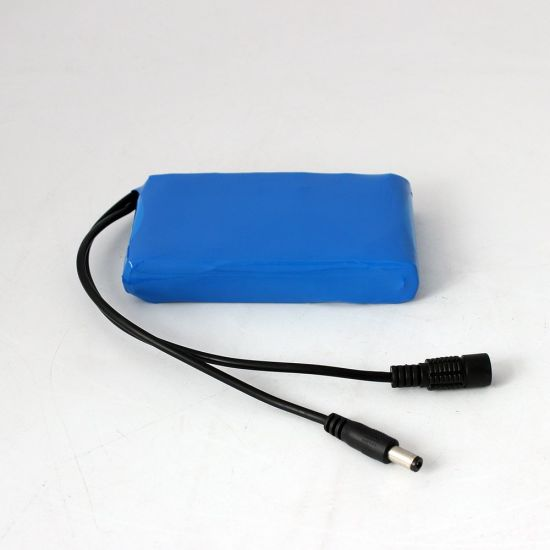 Super Rechargeable 12V 4000mAh 18650 Lithium Battery Pack