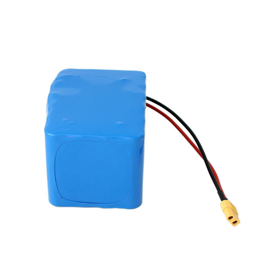Custom 12V 20ah Lithium Ion Battery Pack with Xt60 Connector
