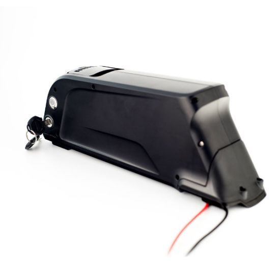 Downtube Dolphin Type Ebike Battery Lithium Battery for 48V Electric Bicycle