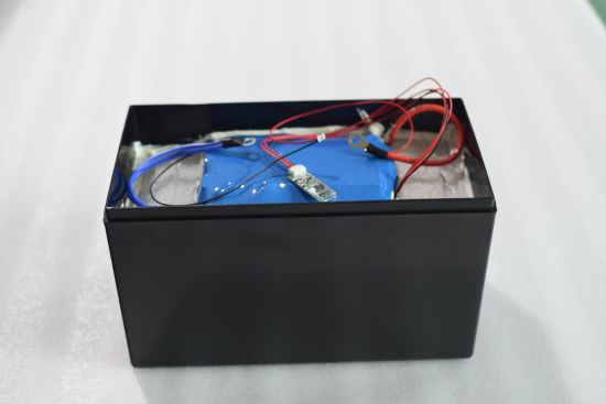 12 Volt Deep Cycle LiFePO4 Battery 12V 75ah Lithium Ion Battery for Marine/ UPS/ Boat