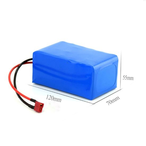 High Energy Deep Cycle Li-ion 22.2V 7800mAh Battery 18650 Lithium Ion for Military Equipment Batteries Pack