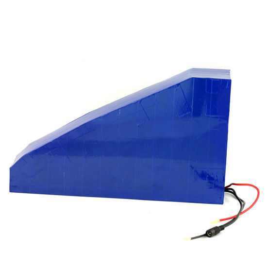 48V 20ah Rechargeable Triangle Battery with Triangular Bag