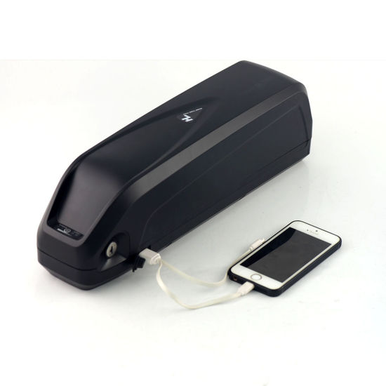 48V 13ah Lithium Ion Battery with USB Port for 1000W Bike Motor