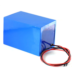 OEM High Quality Lithium Polymer Electric Scooter Battery 60V 20ah with BMS and Charger