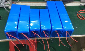 Lithium Ion Battery Pack 36V 15ah for Bicycles