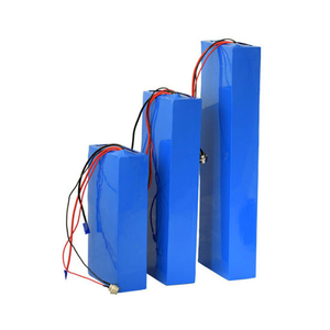 Customized 18650 Battery Pack 59.2V 12ah Rechargeable Lithium Ion Battery Pack