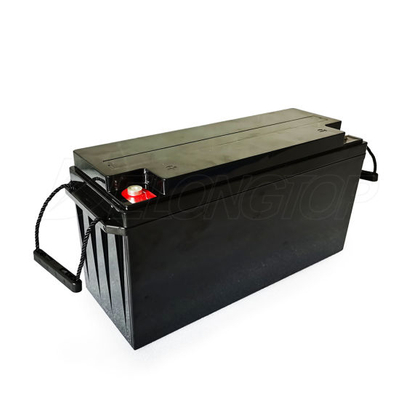 Lithium Batter 12V 150ah Rechargeable LiFePO4 Battery Pack