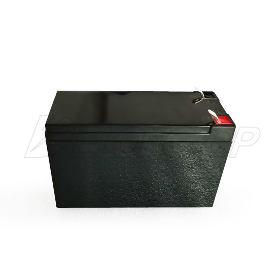 Rechargeable LiFePO4 12V 7ah Battery for LED Lights