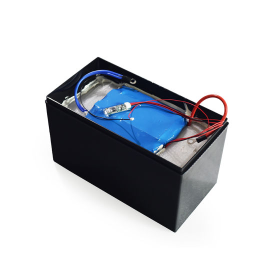 12V 75ah LiFePO4 Battery Pack Replace SLA Battery