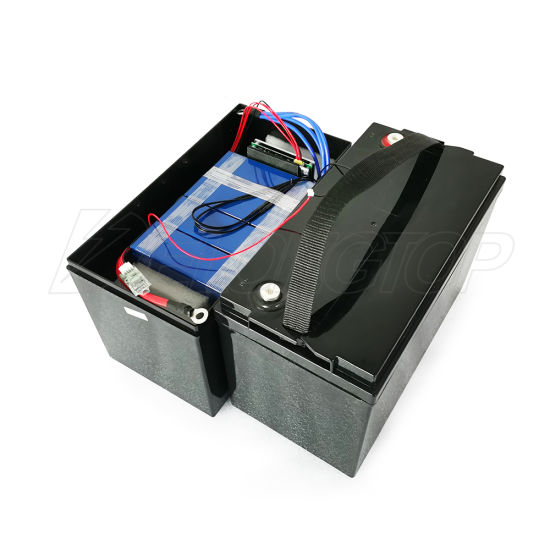 12V 100ah Deep Circle Lithium Ion Battery