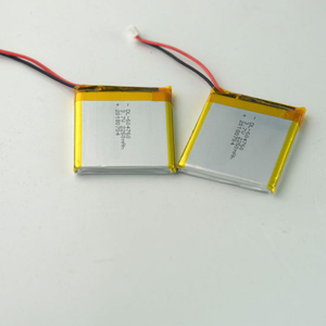 3.7V 2300mAh Lithium Polymer Battery with PCM and Jst Connector