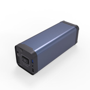 Portable 40000mAh Power Bank with AC Output for Travel