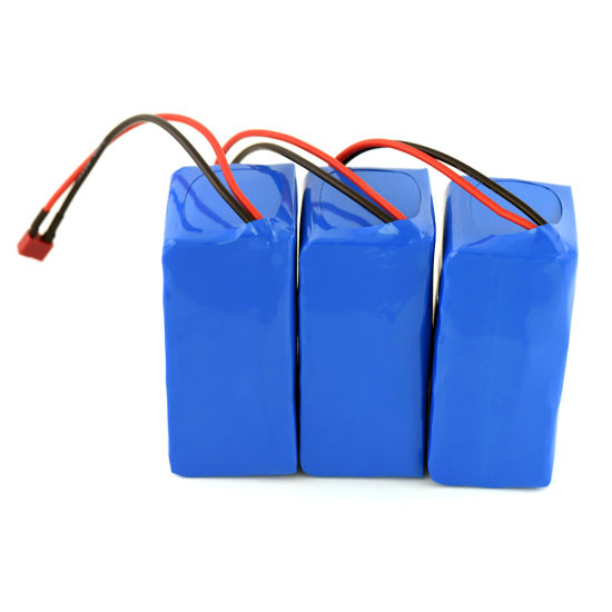 OEM Rechargeable Lithium 22.2V 6000mAh 18650 Li Ion Battery Pack