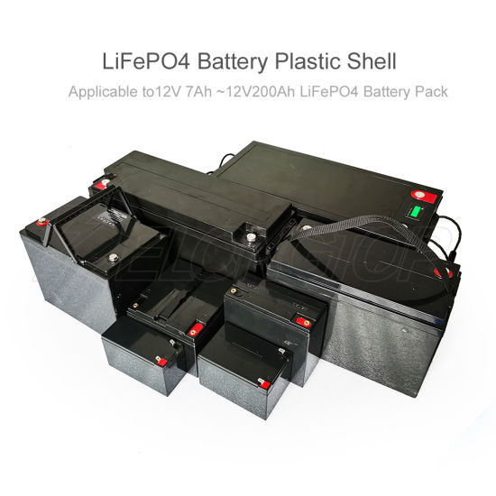 12V 7ah LiFePO4 Lithium Phosphate Battery for Solar System 32650 32700 Cell