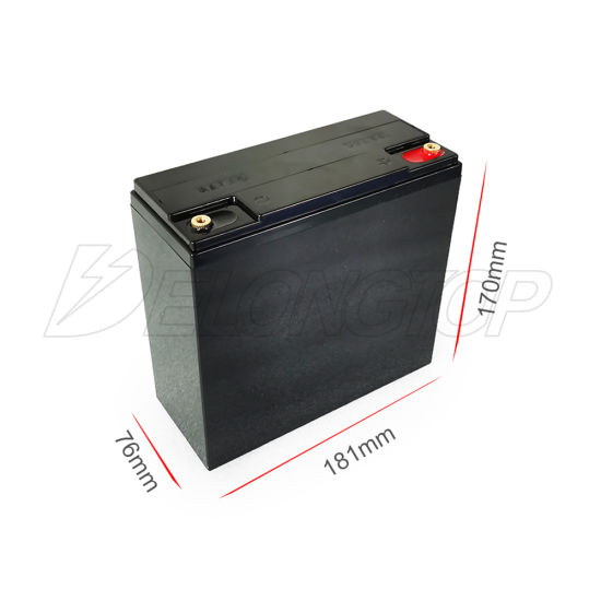 12V Lithium Ion Battery 12V 18ah LiFePO4 Battery Pack Storage Battery