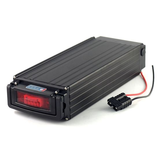 Rear Rack Type Electric Bicycle Battery Pack 48V 20ah