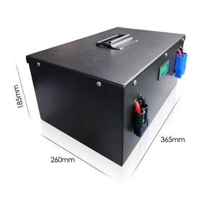 Deep Cycle Lithium Battery 24V 100ah LiFePO4 Battery Pack