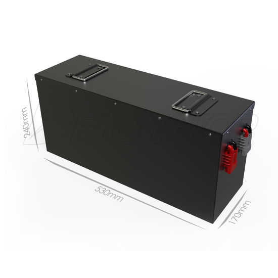 Deep Cycle Batteries 12V 300ah LiFePO4 Lithium Ion Solar Battery for Accu Bateria