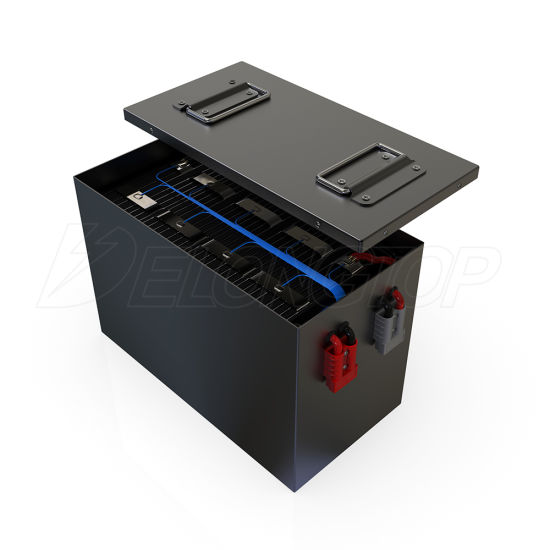 Deep Cycle Solar 24V 100ah LiFePO4 Lipo Battery for Electric Car Bus