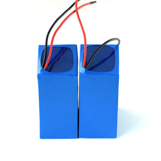 12V 20ah 3s2p Pack 20ah Rechargeable Lithium Polymer Battery for Light