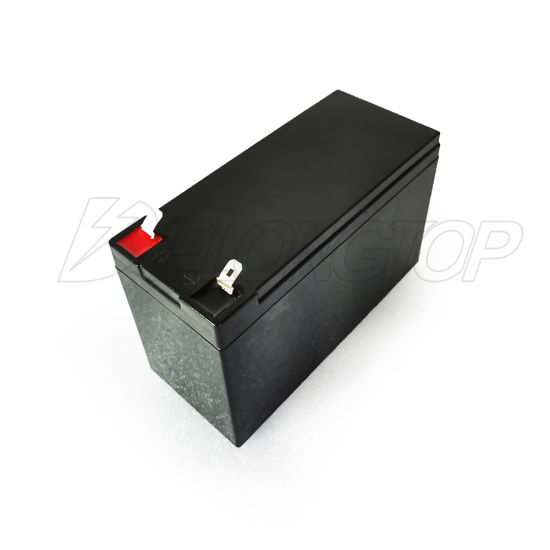 Deep Cycle Lithium 12V 7ah LiFePO4 Battery for Solar Street Lighting System