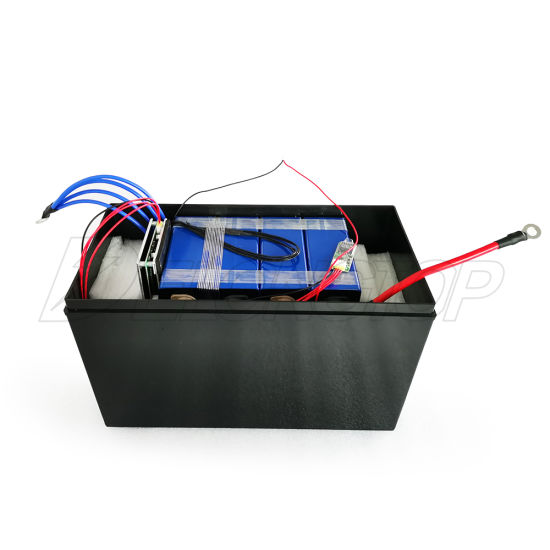 Lead Acid Battery Replacement 12V 100ah LiFePO4 Battery Pack 12 Volt Lithium Ion Battery