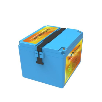 Deep Cycle EV Bus Car Boat Golf Cart LiFePO4 Battery 12V 100ah