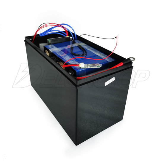 LiFePO4 12V 100ah Deep Cycle Lithium Ion Battery