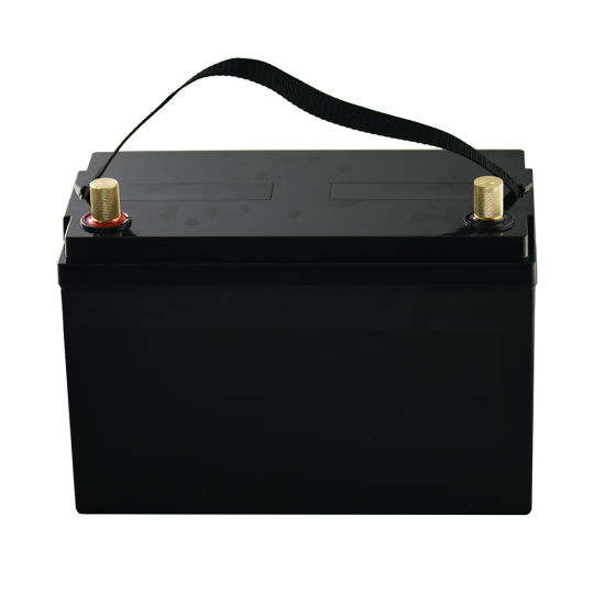 Solar Energy Storage LiFePO4 Battery ABS Case 12V 100ah Lithium Iron Phosphate Battery