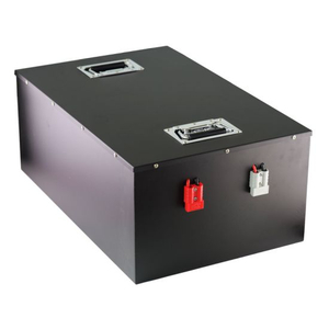 Electric Car Battery LiFePO4 Battery 96V 100ah